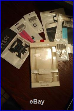 Lot Iphone / Ipad / Samsung / Small Parts / Display assemblies