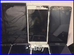 Lot Of 18 Android Phones-Samsung, ZTE, HTC, etc. Sold As Is. No Reserve/Returns