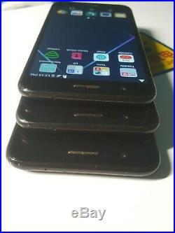Lot Of 3 LG K20 Plus Metro PCS (MP260 TP260) clean imei gsm Unlocked smartphone