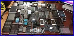 Lot Of 58 Units Ot Phones, Tablets, Hotspots, Macbooks For Parts Or Repair