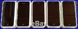(Lot) of 10 Apple iPhone 5c AT&T 16GB Various Color & Condition Good Power LCD