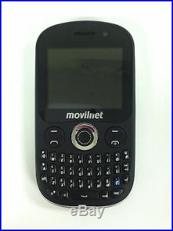 Lot of 10 New Sendtel Bliss 3G Unlocked GSM Camera QWERTY Bluetooth Cell Black