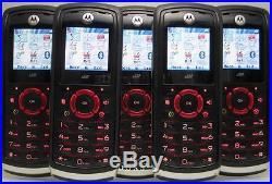 Lot of 10 Unlocked Motorola i335 Nextel, Grid, Iconnect IDEN PTT Cell Phones