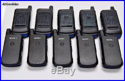Lot of 10 Used Motorola i576 IDEN Unlocked Nextel Iconnect Grid PTT Cell Phones