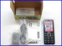 Lot of 11 New BLU Tank 2 T192 Dual Sims GSM Unlocked Cell Phones Mix Colors
