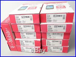 Lot of 11 New Sealed ZTE Zinger Z667T T-Mobile Smartphones GSM