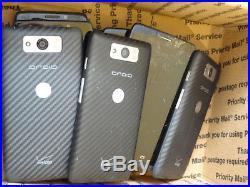 Lot of 12 Motorola Droid Maxx XT1080 Verizon & GSM Unlocked Smartphones AS-IS