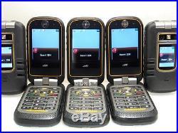 Lot of 12 Motorola i686 IDEN Unlocked PTT Cell Phones