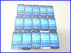 Lot of 15 Samsung Galaxy S4 16GB Verizon Unlocked SCH-I545 Smartphones AS-IS GSM