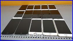 Lot of 15 iPhone 6 Plus 16GB Unlocked Broken Need Repair