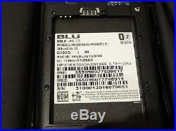 Lot of 19 BLU Studio G D790U Dual Sims GSM Unlocked Smartphones AS-IS P&R