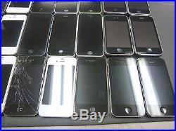 Lot of 28 Various Apple iPhones Parts/Repair
