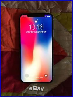 Lot of 2 Apple iPhone X 256GB UNLOCKED (Verizon) BAD ESN