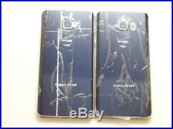 Lot of 2 Samsung Galaxy Note 5 SM-N920V Verizon Unlocked Smartphones AS-IS GSM