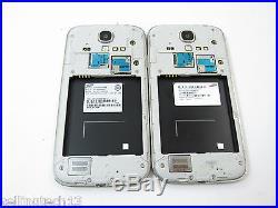 Lot of 2 Samsung Galaxy S4 SGH-M919 -Black Mist (T-Mobile) QC5