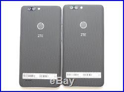 Lot of 2 ZTE Blade Z Max Z982 32GB MetroPCS Smartphones AS-IS GSM #