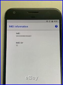 Lot of 3 Google Pixel XL 32GB Unlocked Smartphones As-Is