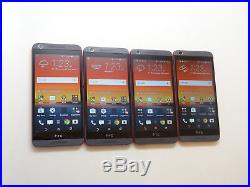 Lot of 4 HTC Desire 626s 0PM9110 T-Mobile & GSM Unlocked Smartphones AS-IS