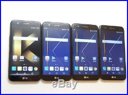 Lot of 4 LG K20 Plus TP260 T-Mobile 32GB Smartphones AS-IS Parts GSM