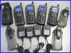 Lot of 4 Motorola i365 Unlocked IDEN Southern Linc Direct Talk Cell