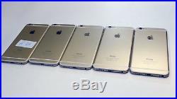 Lot of 5 Apple iPhone 6 Plus Wholesale Bulk iF24