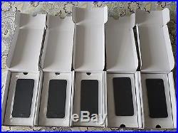 Lot of 5 Global Unlocked iPhone 6 128gb