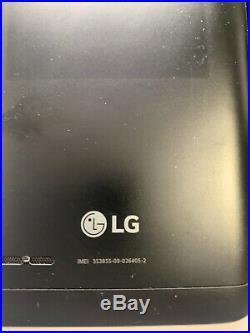 Lot of 5 LG K30 Black T-Mobile & Spectrum 32GB Samrtphones AS-IS GSM