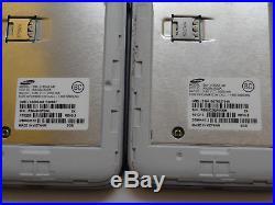 Lot of 5 Samsung Galaxy Amp 2 SM-J120AZ 8GB Cricket Smartphones AS-IS GSM