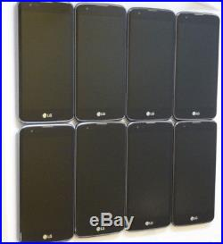 Lot of 8 LG K7 K330 6 T-Mobile Smartphones AS-IS 6 GSM Parts ^