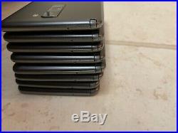 Lot of 8 LG Stylo 2 VS835 Verizon + GSM Unlocked Smartphones As-Is