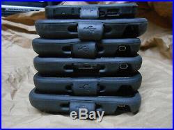 Lot of Seven (7) Samsung Galaxy Smartphones S6 Note 4/3 All Reset Verizon CDMA