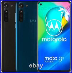 Motorola Moto G8 Power 64GB 4GB RAM XT2041-1 (FACTORY UNLOCKED) 6.4 Dual Sim