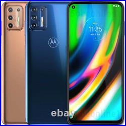 Motorola Moto G9 Plus 128GB XT2087-2 Dual Sim (FACTORY UNLOCKED) 5000mAh 6.81