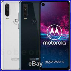 Motorola One Action 128GB 4GB RAM XT2013-2 Dual Sim (FACTORY UNLOCKED) 6.3