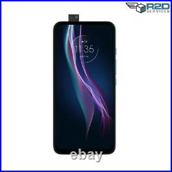 Motorola One Fusion+, 128GB, PAJV0040US, GSM Unlocked, Twilight Blue