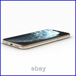NEW Apple iPhone 11 Pro Max 64GB Gold Unlocked Verizon AT&T T-Mobile