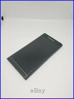 NEW Factory Unlocked BlackBerry Priv 32GB Black Quad Core AT&T T-Mobile STV100-4