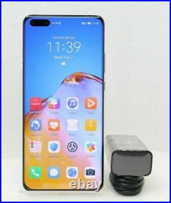 NEW Huawei P40 Pro 6.58 (GSM UNLOCKED) 50MP Smartphone ELS-N04 Silver Frost