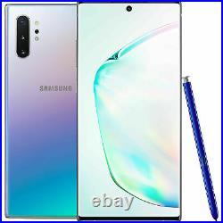 NEW Samsung Galaxy NOTE 10+ Plus 256/512GB (SM-N975U1, Factory Unlocked)SW