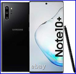 NEW UNLOCKED Samsung Galaxy Note 10+ PLUS SM-N975U 256GB BLACK T-MOBILE AT&T