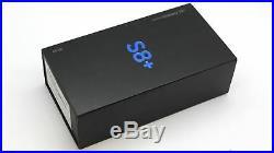 NEW UNLOCKED Samsung Galaxy S8 PLUS SM-G955U 64GB BLACK G955U S8+ T-MOBILE AT&T