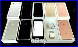 NEW UNUSED Factory Unlocked Apple iPhone 7 32GB AT&T T-mobile Verizon Sprint