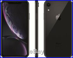 New Apple Iphone Xr 64gb Black