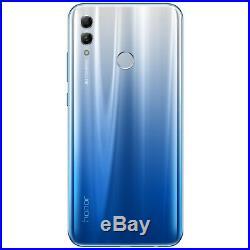 New Huawei Honor 10 Lite Sky Blue 6.21 64GB Dual Sim 4G LTE Android 9 Sim Free