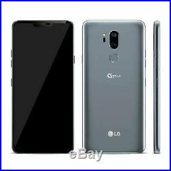 New LG G7 ThinQ 64GB Gray Smartphone for Verizon Network