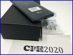 New LG G8 ThinQ (Latest) LM-G820UM 128GB Black AT&T GSM Unlocked World Phone