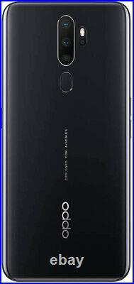New Oppo A5 2020 Black 6.50 64GB Dual SIM 5000mAh Android 10 Sim Free