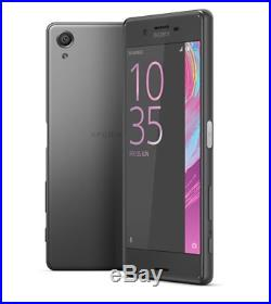 New Original Sony Xperia X F5121 32GB Black (Unlocked) Android Smartphone NFC