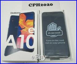 New Samsung Galaxy A10e SM-A102U AT&T (GSM Unlocked) World Phone