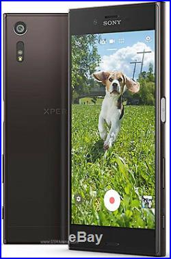 New Sony Xperia XZ F8331 32GB Unlocked Android Smartphone 3GB RAM Black 23MP HDR